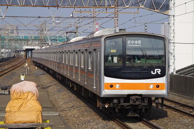 205系M64編成 (11)