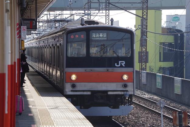 205系M8編成 (3)