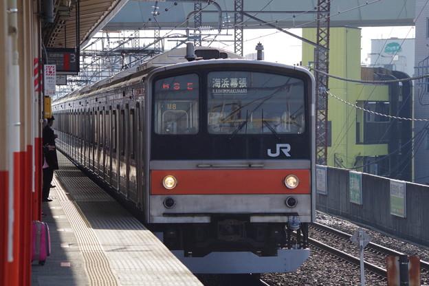 205系M8編成 (5)