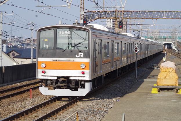 205系M8編成 (7)