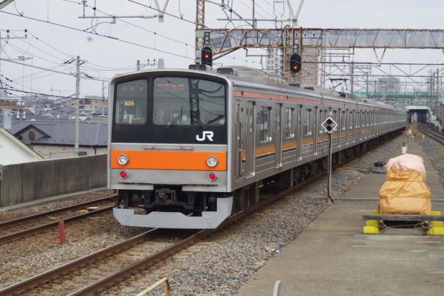 205系M34編成  (8)