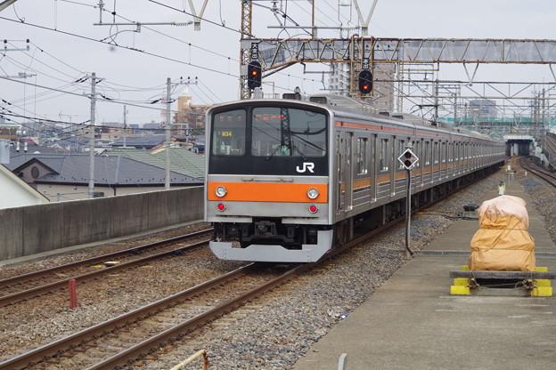 205系M34編成  (10)