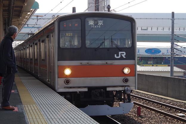 205系M21編成 (6)