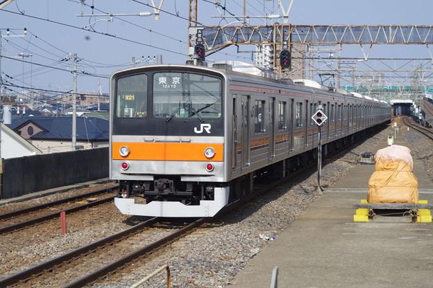 205系M21編成 (9)