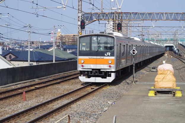 205系M21編成 (12)