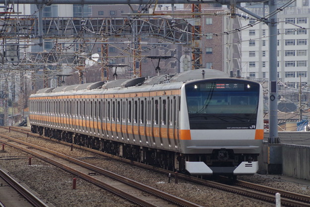 E233系T34編成  (5)