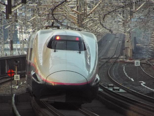 E3系L63編成+E2系J60編成 (18)