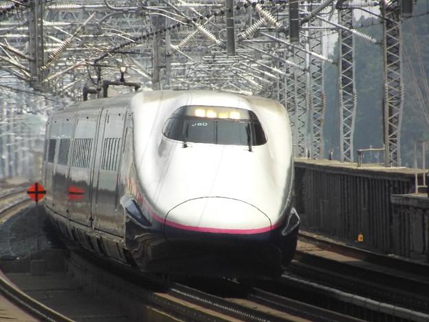 E2系J60編成+E3系L54編成  (9)