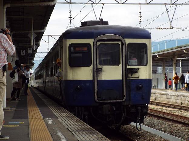 12系客車「ばんえつ物語」