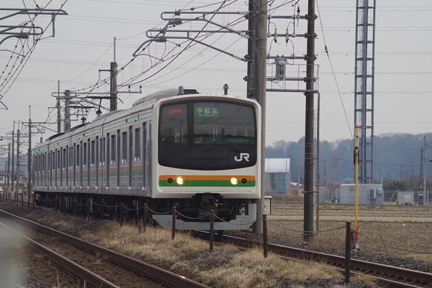 205系Y7編成 (1)