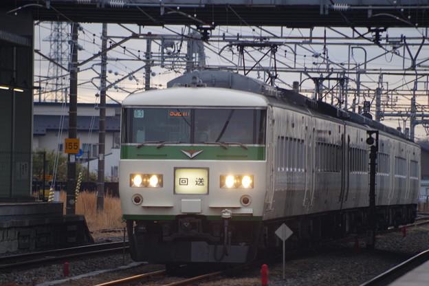 185系B3編成 (4)