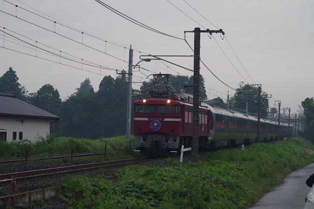 EF81 139+E26系  (2)