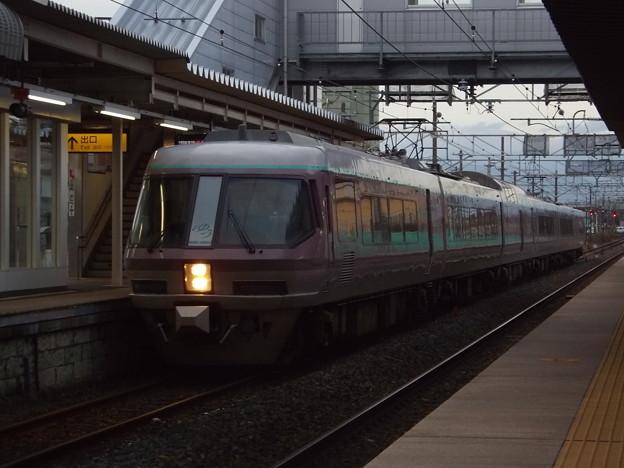 485系K30編成「リゾートエクスプレスゆう」  (1)