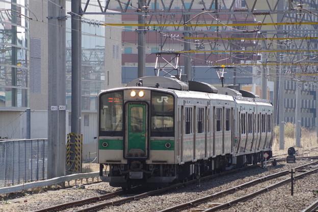 701系F2-25編成+E721系P編成 (4)