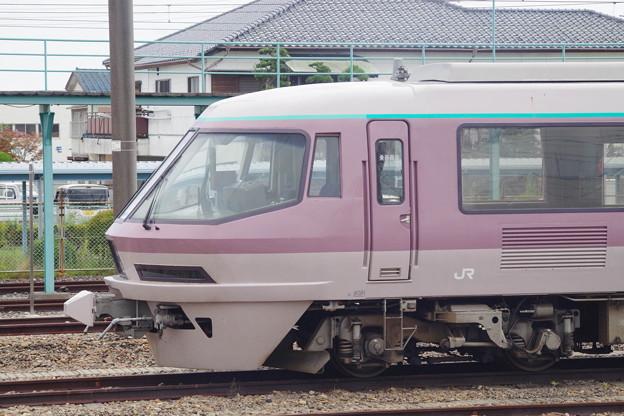 485系K30編成「リゾートエクスプレスゆう」  (2)
