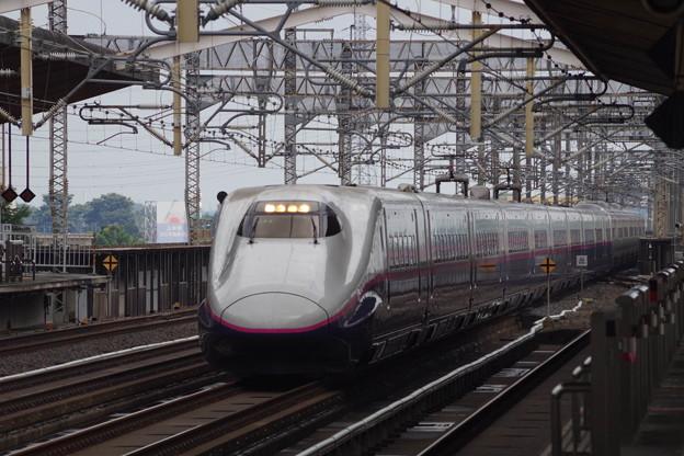 E2系J59編成+E3系L63編成 (3)