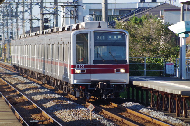 20000系21808編成 (2)