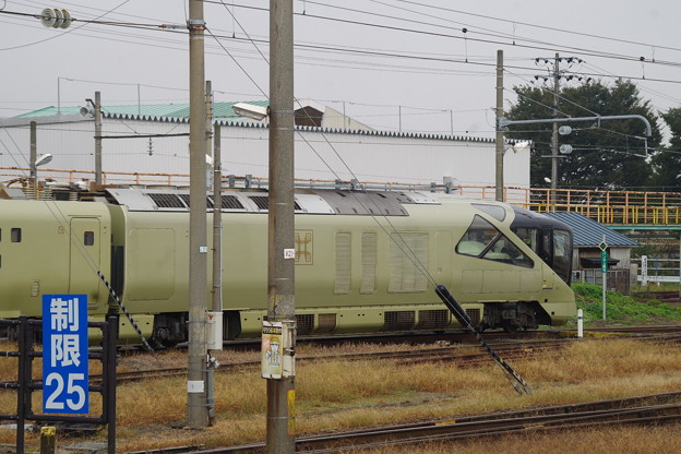 E001系「TRAIN SUITE 四季島」 (13)
