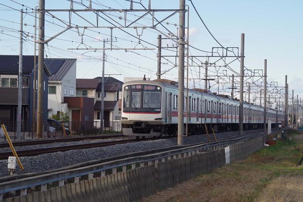 5000系5104編成 (1)