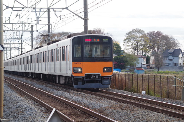 50050系51059編成 (1)