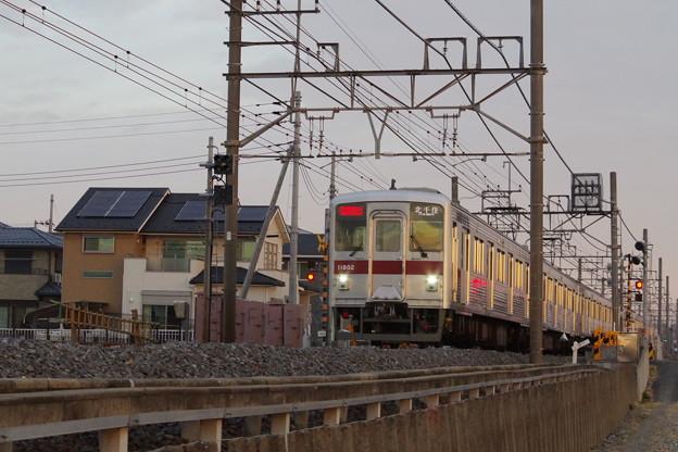 10000系11802編成 (2)