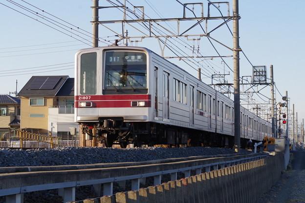 20000型21807編成 (4)