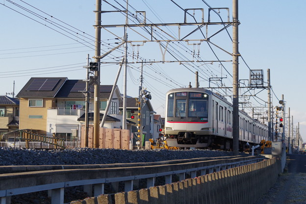 5000系5103編成 (1)