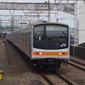 Photos: 205系M62編成 (5)