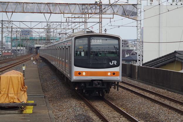 Photos: 205系M62編成 (4)