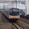 Photos: 205系M62編成 (3)