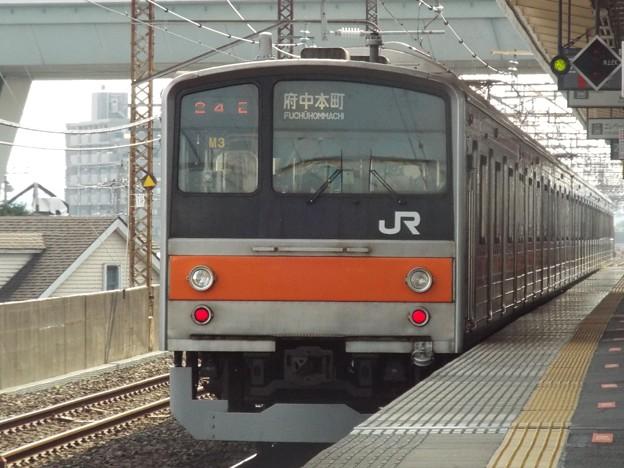 205系M3編成 (1)