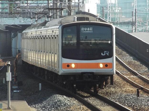 205系M65編成 (1)