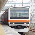Photos: 209系M71編成