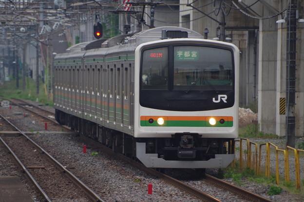 205系Y9編成 (1)