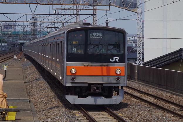 205系M17編成 (2)