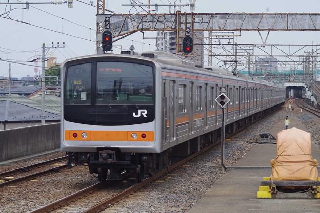 205系M35編成 (1)