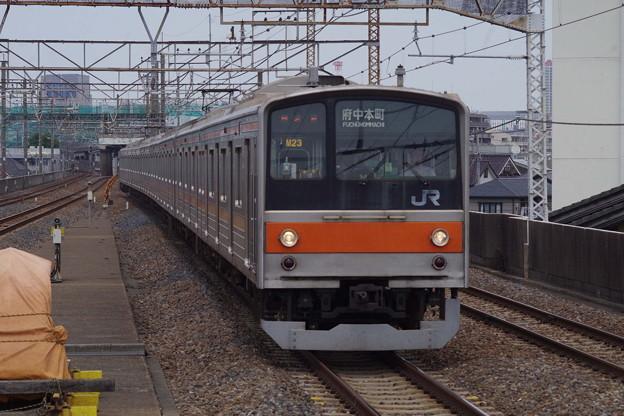 205系M23編成 (1)