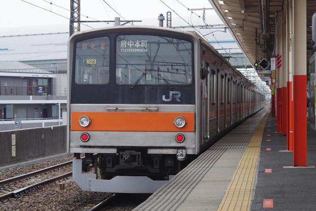 205系M23編成 (3)