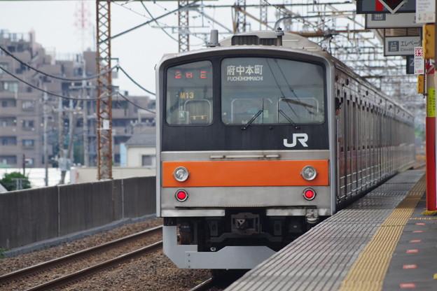 Photos: 205系M13編成