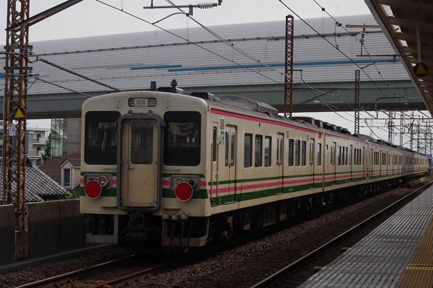 EF64 1032+107系R編成3編成 (2)