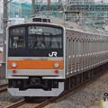 Photos: 205系M15編成
