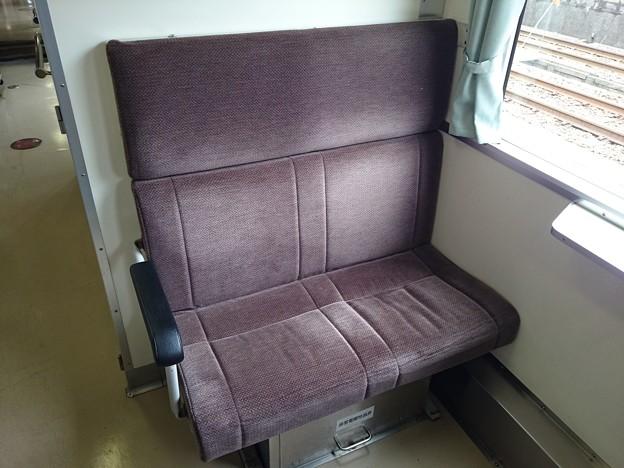 キハ120系 座席