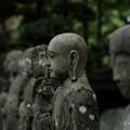 写真: 地蔵_f2.8-4256