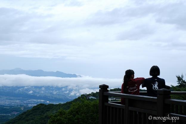 写真: 01たなびく雲-5525
