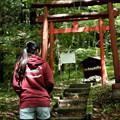 写真: 加護丸稲荷-07_四の鳥居-5606