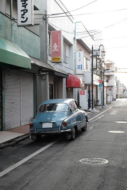 Photos: saab_後ろ-