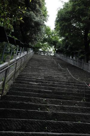 愛宕神社_階段-4133