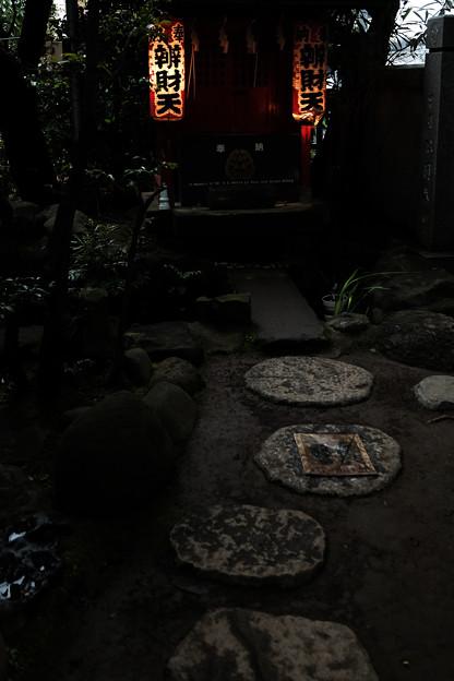 愛宕神社_弁財天-4140