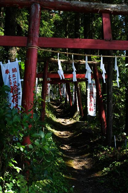 上之台稲荷神社-7890