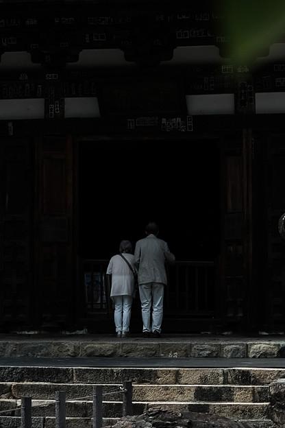 Photos: 恵林寺_祈り-7939